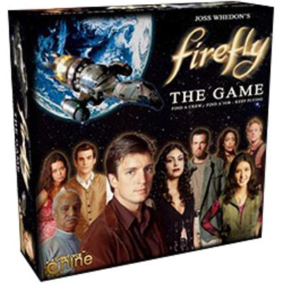 Firefly: The Game-LVLUP GAMES