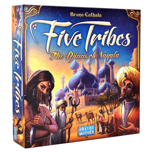 Five Tribes-LVLUP GAMES