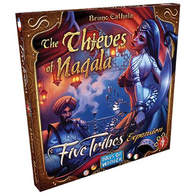 Five Tribes: The Thieves Of Naqala-LVLUP GAMES