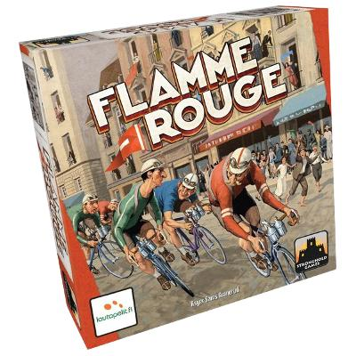 Flamme Rouge-LVLUP GAMES