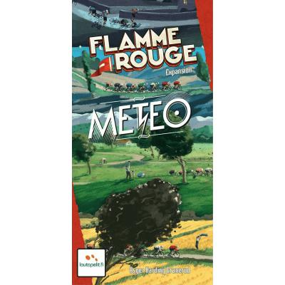 Flamme Rouge: Meteo-LVLUP GAMES
