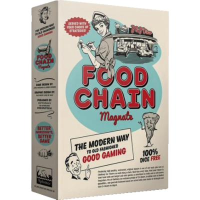 Food Chain Magnate-LVLUP GAMES