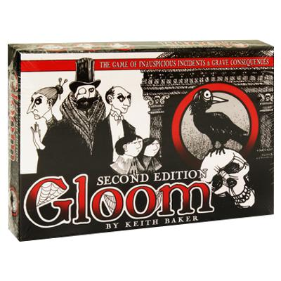 Gloom (2nd Edition)-LVLUP GAMES