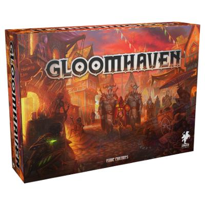 Gloomhaven-LVLUP GAMES