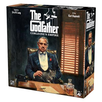 The Godfather: Corleone's Empire-LVLUP GAMES