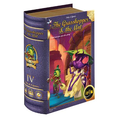 Tales & Games: The Grasshopper and the Ant-LVLUP GAMES