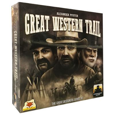 Great Western Trail-LVLUP GAMES
