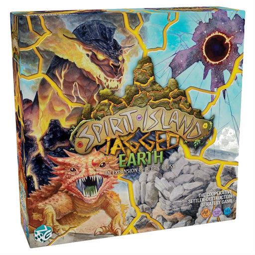 PRE-ORDER | Spirit Island: Jagged Earth