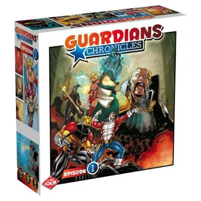 Guardians' Chronicles: Episode 1 - Doktor Skarov Threatens All-LVLUP GAMES