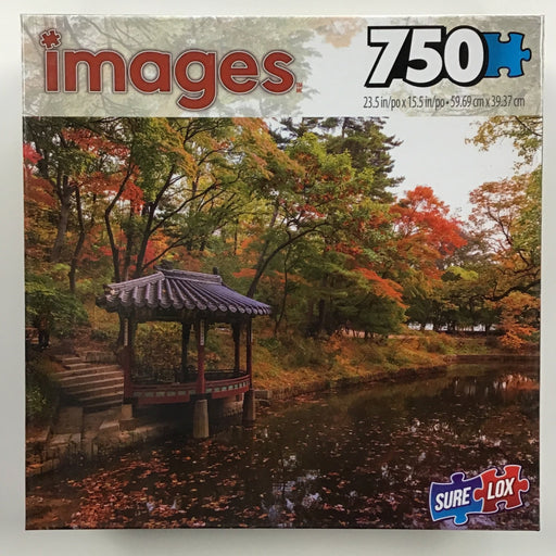 Images Assorted Puzzles, 750 Pieces-Changdeokgung Palace-LVLUP GAMES