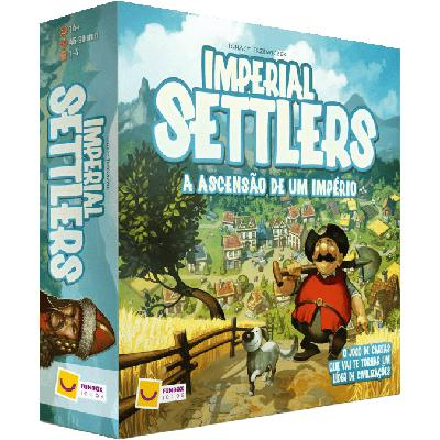 Imperial Settlers-LVLUP GAMES