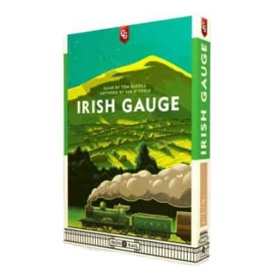Irish Gauge-LVLUP GAMES
