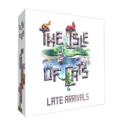 Isle of Cats: Late Arrivals-LVLUP GAMES