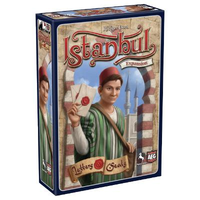 Istanbul: Letters And Seals-LVLUP GAMES