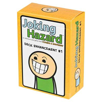 Joking Hazard: Deck Enhancement #1-LVLUP GAMES