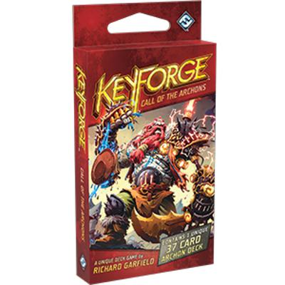 KeyForge: Call of the Archons Deck-LVLUP GAMES