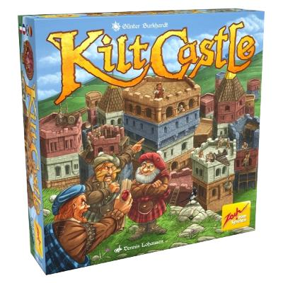 Kilt Castle-LVLUP GAMES