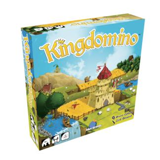 Kingdomino-LVLUP GAMES