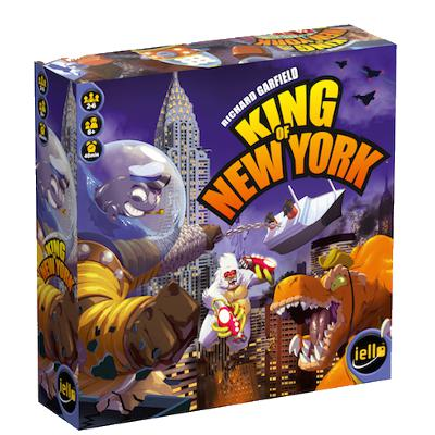 King Of New York-LVLUP GAMES