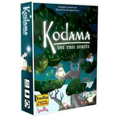 Kodama 2nd Edition-LVLUP GAMES