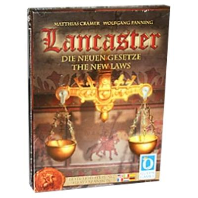 Lancaster: The New Laws-LVLUP GAMES
