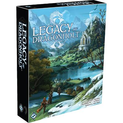 Legacy of Dragonholt-LVLUP GAMES