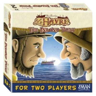 Le Havre: The Inland Port-LVLUP GAMES
