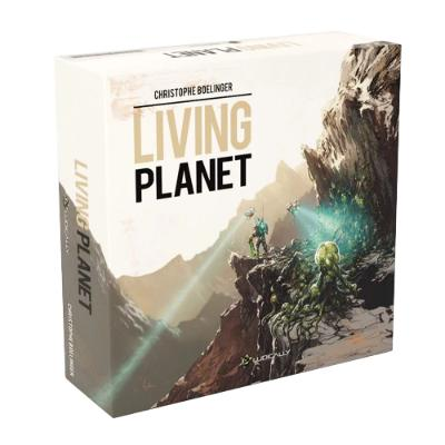 Living Planet-LVLUP GAMES