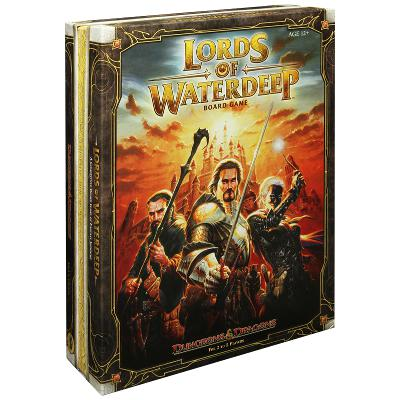Lords of Waterdeep-LVLUP GAMES