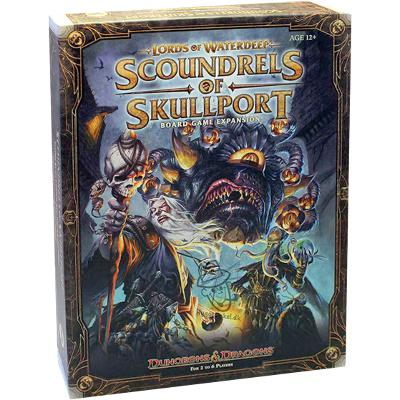 Lords of Waterdeep: Scoundrels of Skullport-LVLUP GAMES