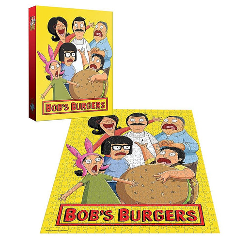 "Puzzle: Bob's Burgers - ""Family Portrait"", 1000 Pieces"
