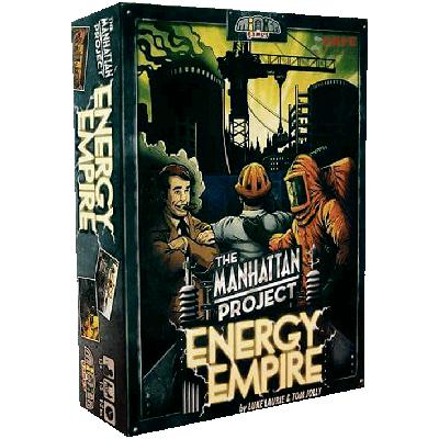 The Manhattan Project: Energy Empire-LVLUP GAMES