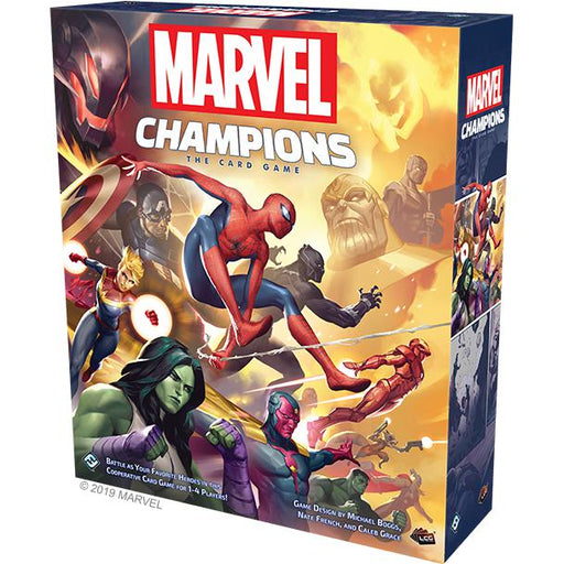 Marvel Champions: The Card Game-LVLUP GAMES
