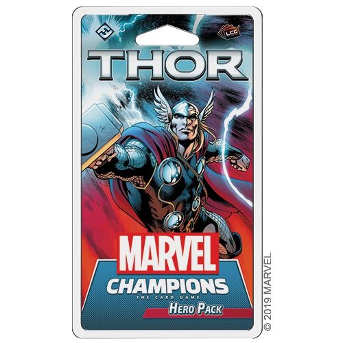Marvel Champions LCG: Hero Pack - Thor-LVLUP GAMES
