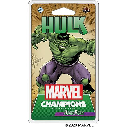 Marvel Champions LCG: Hero Pack - The Hulk-LVLUP GAMES