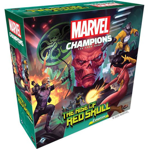 PRE-ORDER | Marvel Champions LCG: The Rise Of Red Skull-LVLUP GAMES