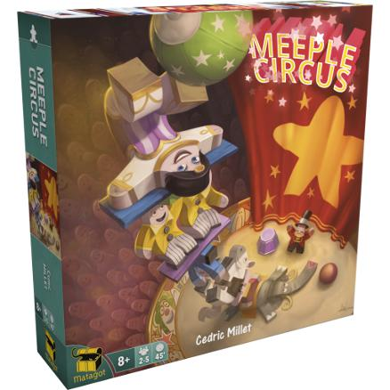 Meeple Circus-LVLUP GAMES