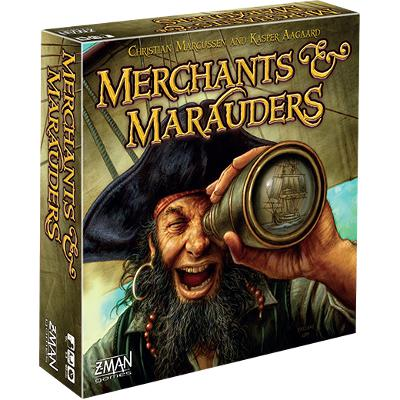 Merchants & Marauders-LVLUP GAMES