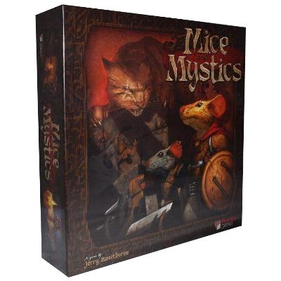 Mice & Mystics-LVLUP GAMES