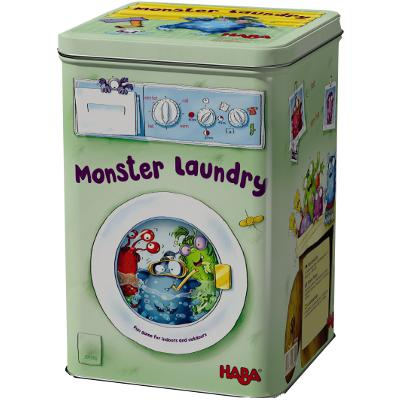 Monster Laundry-LVLUP GAMES