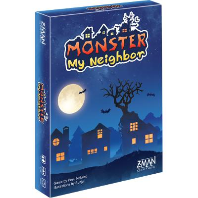 Monster My Neighbor-LVLUP GAMES