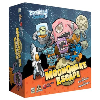 Moonquake Escape-LVLUP GAMES