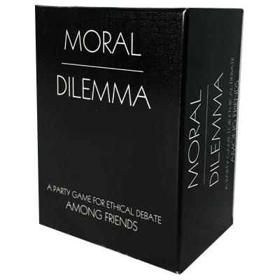 Moral Dilemma-LVLUP GAMES