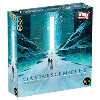 Mountains of Madness-LVLUP GAMES