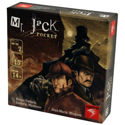 Mr. Jack Pocket-LVLUP GAMES