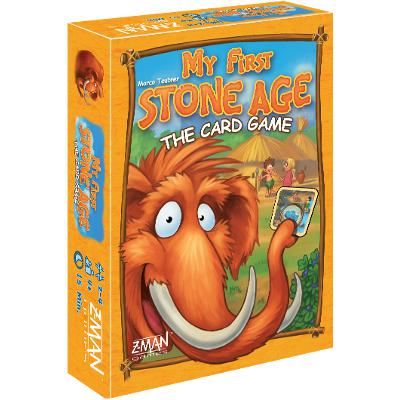 My First Stone Age: The Card Game-LVLUP GAMES