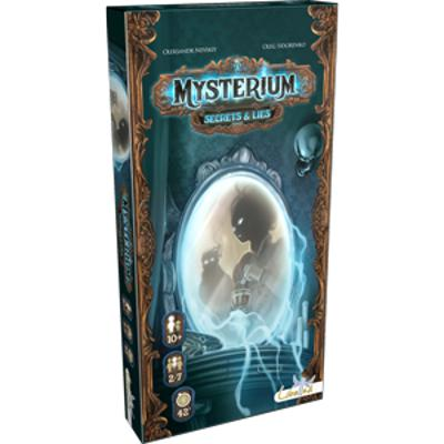 Mysterium: Secrets & Lies-LVLUP GAMES