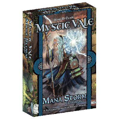 Mystic Vale: Mana Storm-LVLUP GAMES