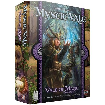 Mystic Vale: Vale of Magic-LVLUP GAMES