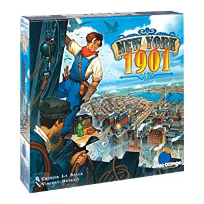 New York 1901-LVLUP GAMES